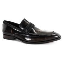 Sapato Masculino Social Zariff Shoes Couro Verniz | Zariff