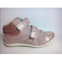 Bota Casual Bebê Criança Menina Via Vip/tucca Calçados