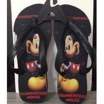 Chinelo Personalizado - Havaianas - Mickey