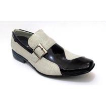 Sapato Social Masculino Em Verniz Stilo Italiano Andes Shoes