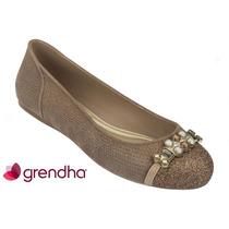 50% Off Sapatilha Grendha New Collection Diamantes - 16928