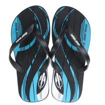 Chinelos Mormaii Tropical - Preto/azul/branco