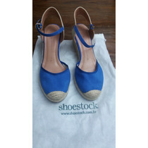 Sandália Espadrille Shoestock Nº 40 (nova)