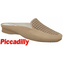 20%off Tamanco Piccadilly Maxitherapy Joanete Bege 147062