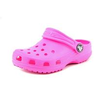Crocs Clássico Crianças Tamancos Sintéticas