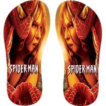Chinelo Personalizado Do Homem Aranha Frete Grátis - Frete G