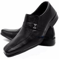 Sapato Social Masculino Promocao Combina Com Ternos Slin