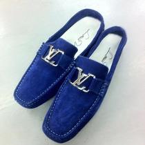 Mocassim Louis Vuitton Masculino - Promoção
