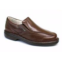 Sapato Ortopédico Palmilha Massageadora Gel Super Flexível.