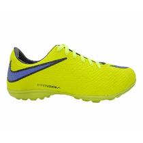 Chuteira Society Nike Hypervenom Amarela E Ro Imperdível !!!