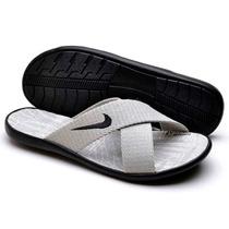 Sandália Chinelo Nike Tiras Conforto Verão Sol Praia