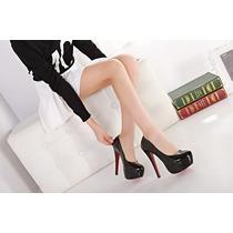 Sapato Scarpin Envernizado Para Noivas Importado Encomenda