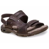 Sandália Masculina Pegada Cravo 30626-02 Snob Calçados-s1