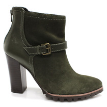 Bota Ankle Boot Cano Curto Lilly