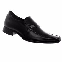 Sapato Social Democrata Hampton Masculino Couro Lindo 430023
