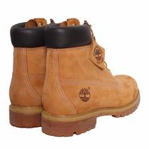 Butina Bota Da Timberland Boot Yellow Feminina