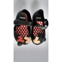 Melissa Infantil Minie Sandália/sapatilha Melhor Preço Veja