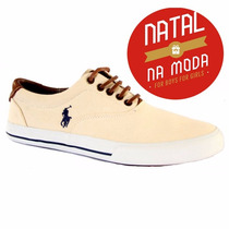 Tenis Sapatenis Ralph Lauren | Nao Fred Perry