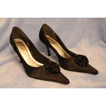 Sapato De Salto Vizzano Preto - N° 38 - C.275