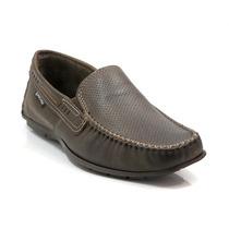 Sapato Mocassim Masculino Pegada Couro 100% Original