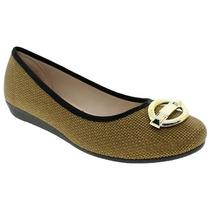 Sapatilha Feminina Moleca 5230.317 - Maico Shoes Calçados