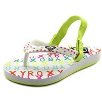 Roxy Tw Pebbles V Sandália Criança Synthetic Thong Sandal