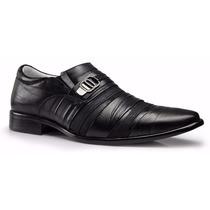 Sapato Masculino Social Stilo Ferracini Couro Legitimo Luxo