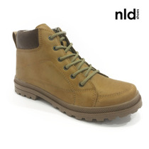 Bota Boot Amarela Adventure Trekking - Nld - Ref Ls110