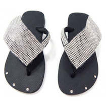 Havaianastop Original Customizada Manta De Strass