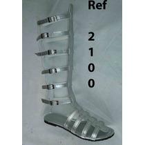 Sandália Do 33 Ao 44 Mod Gladiadora Sou Fabricante Sobmedida