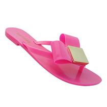 Sandália Melissa Harmonic Ii Pink - Confeccionada