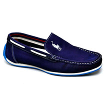 Mocassim Sapato Polo Ralph Lauren Docksider De Couro