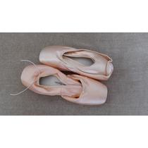 Sapatilha De Ponta Só Dança- Equilibre 8.5 R - Ballet