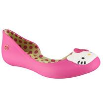 Sapatilha Hello Kitty Hit Com Brinde