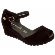 Sapato Sapatilha Sandália Infantil Saltinho Salto Princesa