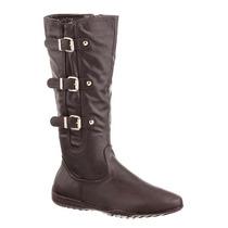 Bota Feminina Flat Mooncity 70401 - Maico Shoes
