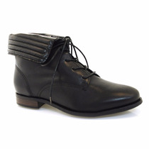 Bota Coturno Bottero 227501 - Galluzzi Calçados