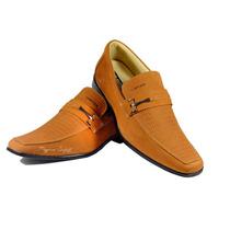 Calçado Sapato Social Sport Fino Masculino Casual Puro Luxo
