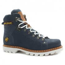 Bota West Coast Work Type Sneaker Azul | Zariff