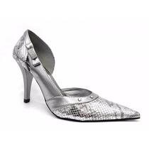 Sapato Scarpin Feminino Via Marte 09-4901 ** Promoção **