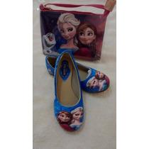 Sapatilha Frozen Elsa Infantil