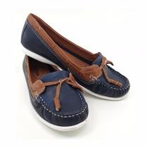 Sapato Mocassim Bottero Feminino 225501 - Galluzzi Calçados