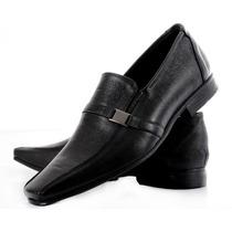 Sapato Social Masculino 100% Couro