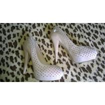 Sapato Stiletto Nude
