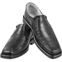 Sapato Antistress Indicado P/diabéticos Com Bico Quadrado 01