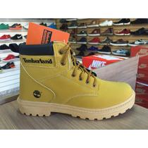 Bota Adventure Timberland Yellow Boot - Temos Atacado