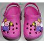 Crocs Sapato Infantil Peppa Pig George Pig Numeros 17ao23/24