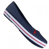Sapatilha Crocs Flat - Feminino