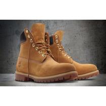 Bota Timberland Yellow Boot Premium Wtpf Original