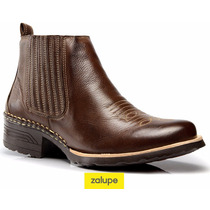 Bota Botina Country Texana Western Capelli Boots Ref:869